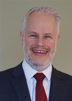 Councillor Ben Hartley