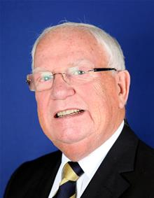 Councillor Brian Rigby MBE